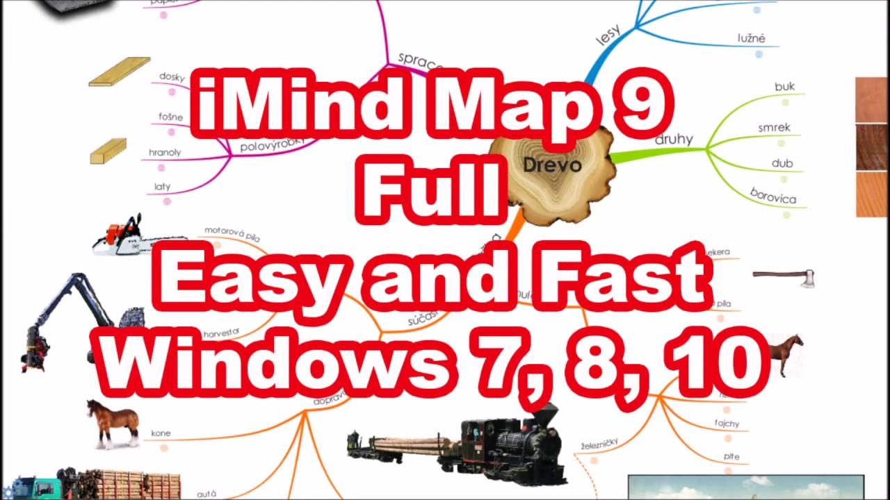 iMind Map 9 – Slovak – Ultimate