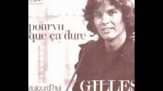 Gilles OLIVIER - Aujourd'hui c'est dimanche (1972)