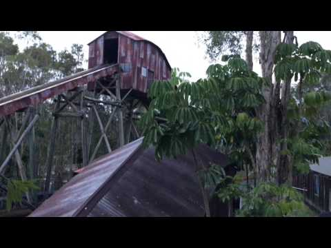 Rocky Hollow Log Ride Drained Out After Incident 12/01/17