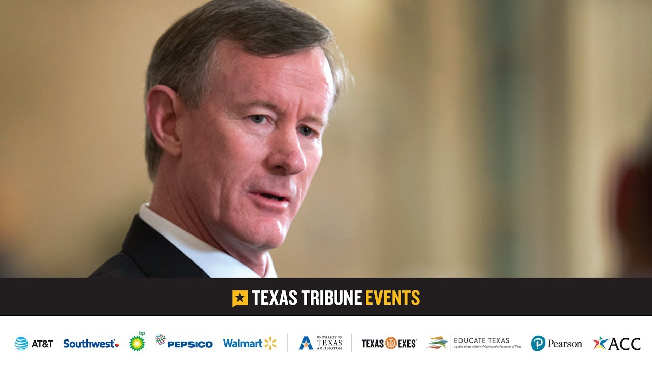 University Of Texas System Austin Texas - Mcraven on his ut system future i want to see the direction the board is going the texas tribune