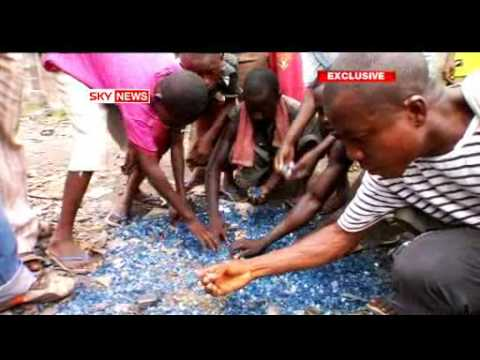 Toxic Waste Dumped in Africa