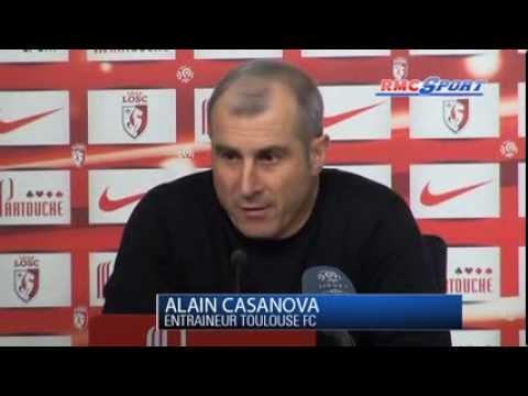 Ligue 1 / LOSC-TFC : Les Réactions D'après-match / 24-11