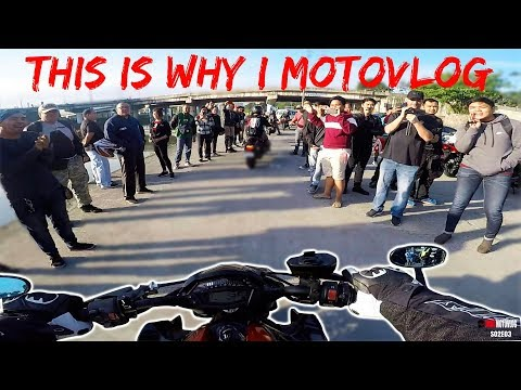 KAWASAKI Z1000 LOVED BY YOUTUBE SUBSCRIBERS | DYSFUNCTIONAL MOTOVLOGGERS MEET UP | MEET AND GREET