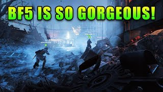 Battlefield 5 Is So Gorgeous! - Live Gameplay with Matimi0