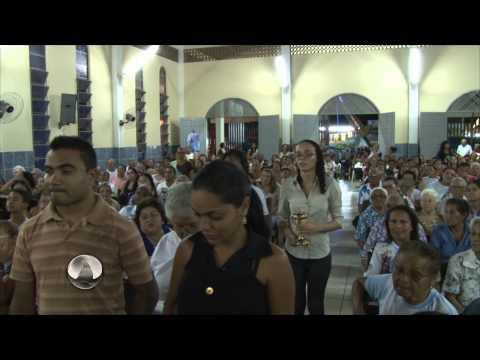 Oitavo dia de Novena e Missa da festa de Nossa Senhora dos Navegantes 2014