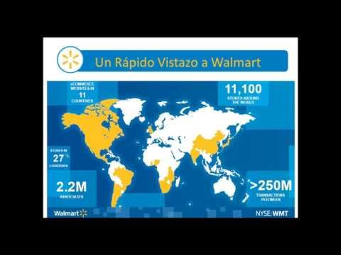 Aprovechando el TLC: Walmart y su experiencia comercializando alimentos en los EE.UU