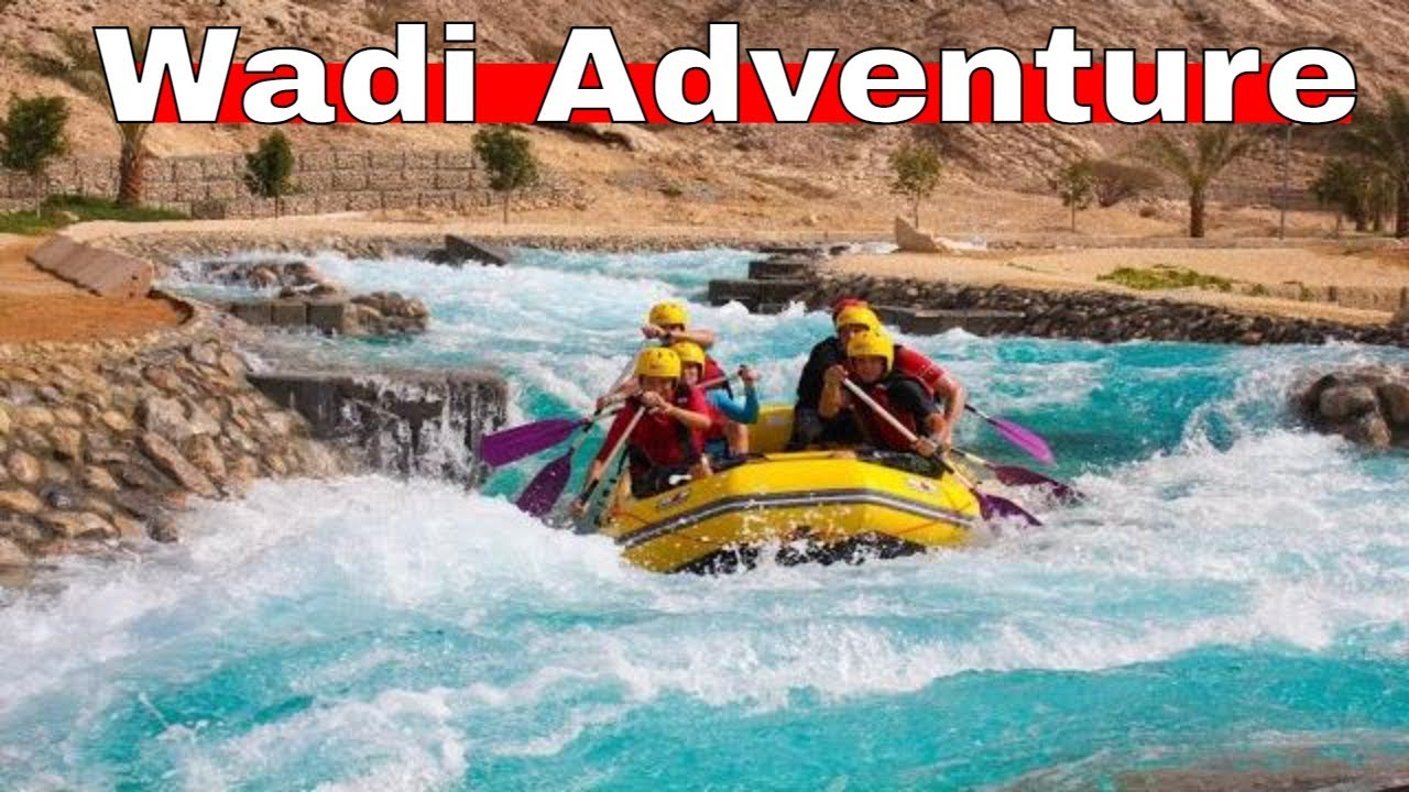 Surfing, Whitewater Rafting, Kayaking & More At Wadi Adventure Al Ain