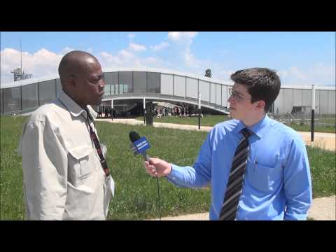 School access in Africa by West African Director of Aide et Action International