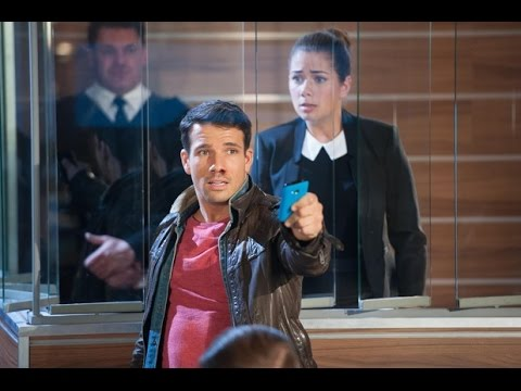 Hollyoaks December 3rd 2014 (Dodger makes a scene at Maxine's trial)