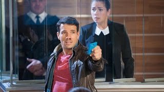 Hollyoaks December 3rd 2014 (Dodger makes a scene at Maxine