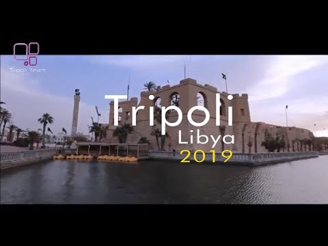 Tripoli Libya 4K 2019
