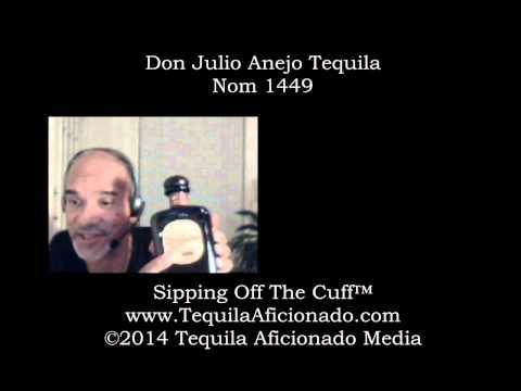 Don Julio Anejo Tequila Review | Tequila Aficionado