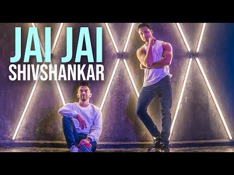 Jai Jai Shivshankar  War  Hrithik Roshan  Tiger Shroff  Rohit Gijare, Bhumit Patel  Dance
