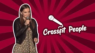 Stand Up Comedy by Rachel O#39Brien - Crossfit People Stand Up Comedy