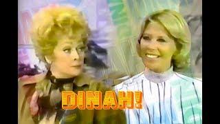 Dinah Shore interview w Lucille Ball - 1977