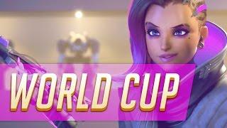 Overwatch World Cup Highlights #4 • Russia Korea Finland Sweden USA • Shadowburn ArHaN