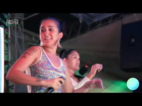 Si me ibas a Dejar / Gitana - Daniela Darcourt & Orquesta (Aruma - Huaral)