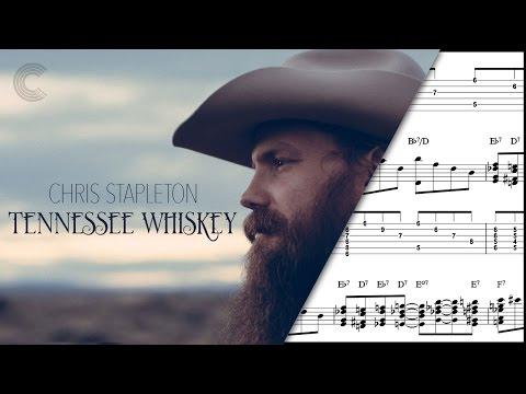 Alto Sax - Tennessee Whiskey - Chris Stapleton - Sheet Music, Chords, & Vocals
