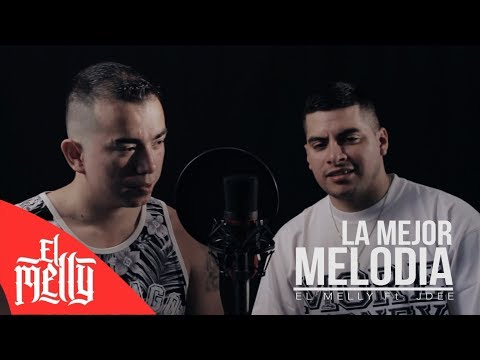El Melly - La Mejor Melodia Ft. J Dee (Video Estudio)