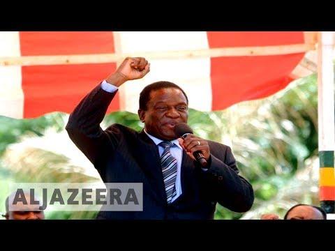 Zimbabweans await fired VP Mnangagwa's next move