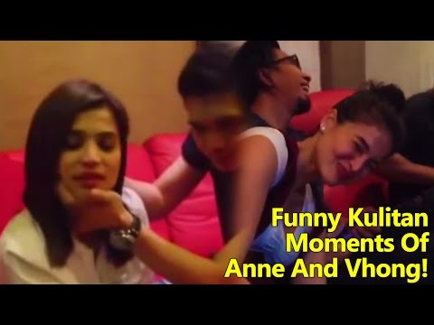 MUST WATCH: Kulitan nila Anne Curtis at Vhong Navarro!