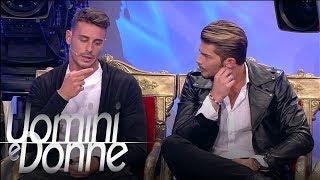 Guarda la reazioni di Mattia e Paolo: ...