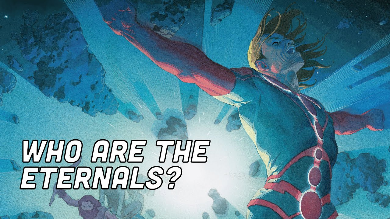 Eternals explained: Everything to know about Marvel's alien ...