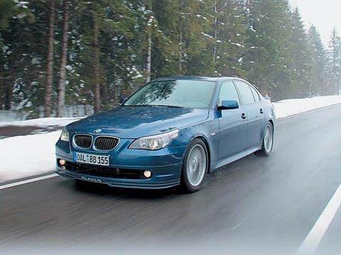 BMW ALPINA B5 Bi Turbo 4 4