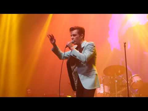 The Killers do Life To Come, a new song...