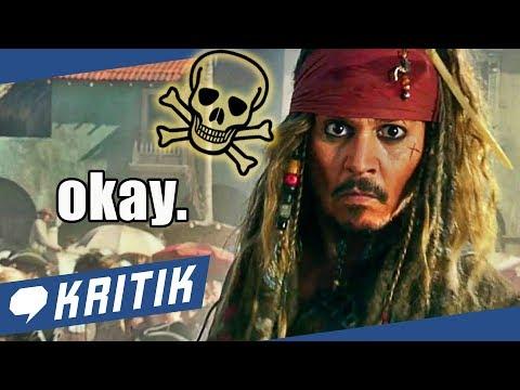 Wer braucht noch Jack Sparrow? - Pirates of the Caribbean - Salazars Rache  Kritik
