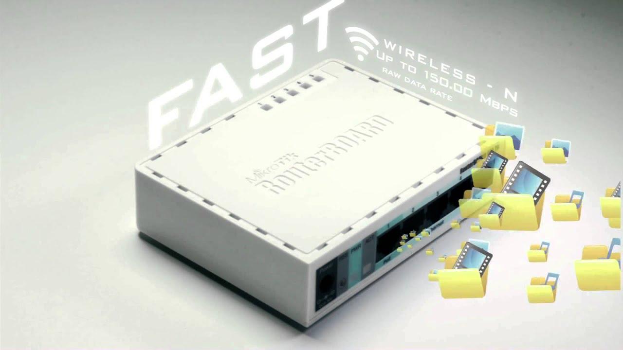 инструкция по настройке роутера mikrotik 951-2n