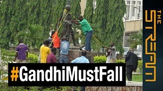 🇮🇳 Was Mahatma Gandhi racist against Africans? | The Stream