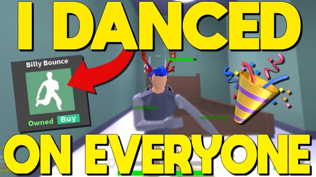 I Danced On Everyone I Killed In Strucid.. + NEW DANCE ...