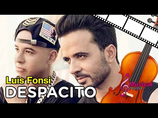 Despacito - Luis Fonsi - Despacito ft. Daddy Yankee - Cover
