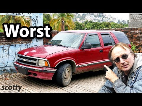 This Chevy Blazer is the Worst SUV Ever Made