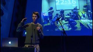 TH#14: Jan-Willem Manenschijn (Escape Event) - Designing large scale escape rooms
