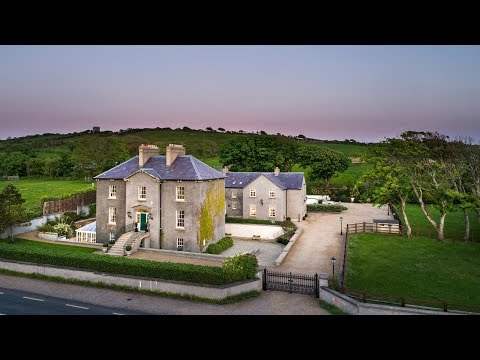 COOLMORE MANOR HOUSE, DONEGAL BAY, COUNTY DONEGAL, IRELAND