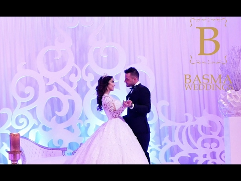 Dubai Wedding Decor | Bridal Decoration | BASMA Weddings | Event Center Dordrecht