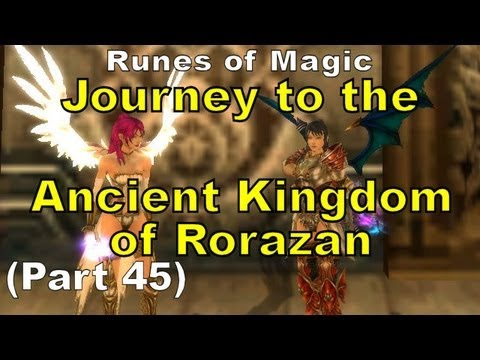 Runes Of Magic: Unbreakable Addiction