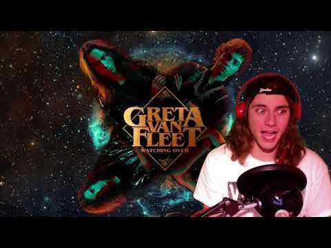 Watching Over (Greta Van Fleet) - REVIEW/REACTION