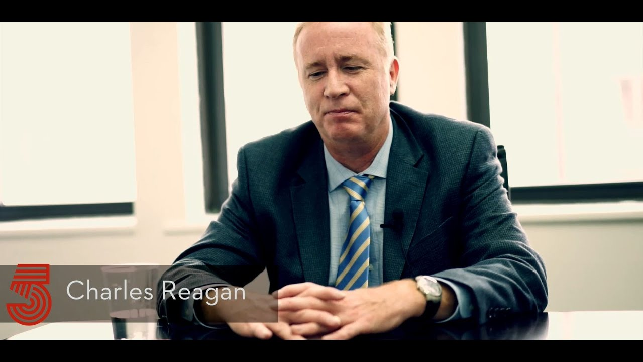 Client Success Story - Charles Reagan