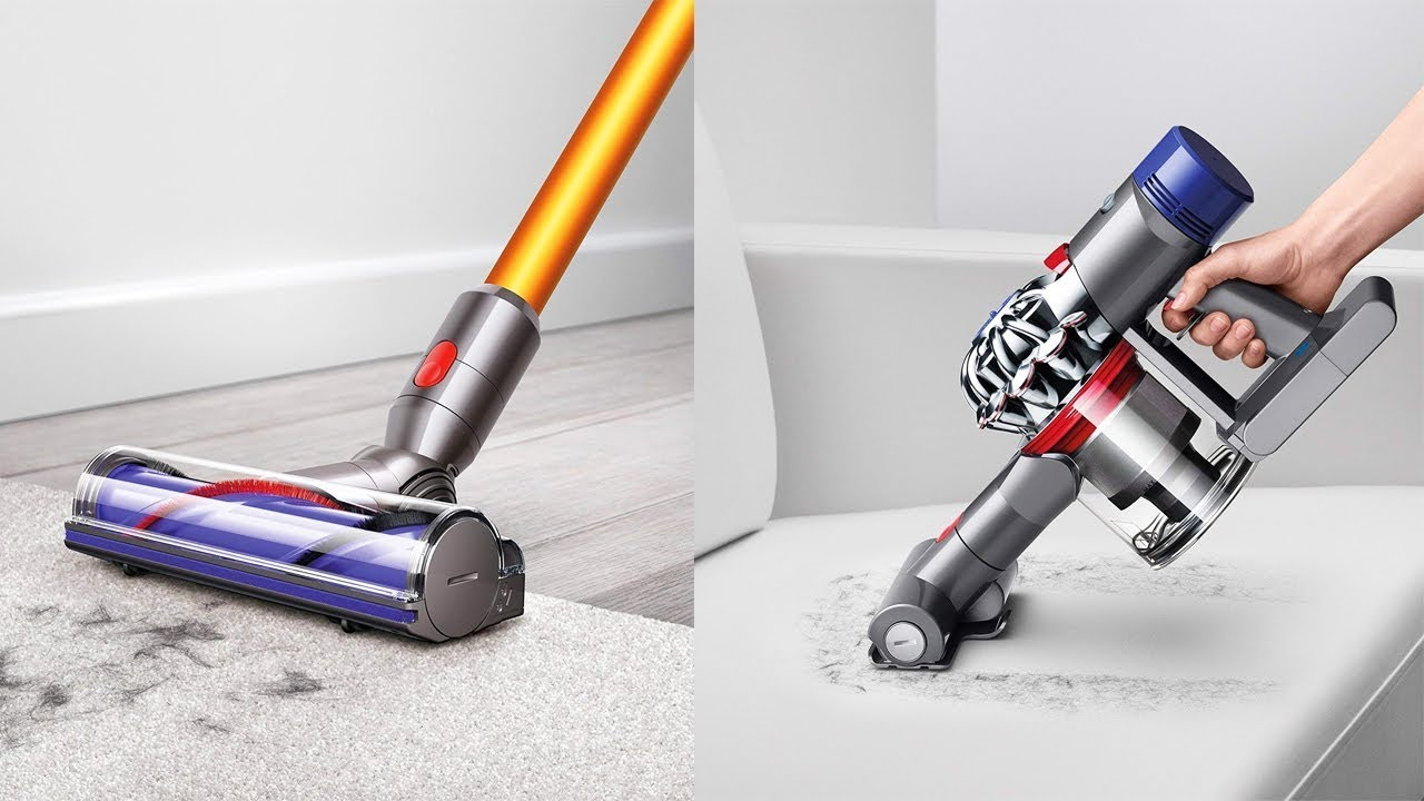 Is the best dyson vacuum cleaner dc08t dyson
