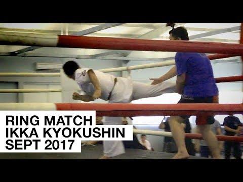 IKKA Ring Match Sept 2017
