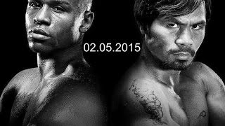 Mayweather vs Pacquiao Highlights 02-05-15 Fight of the Century prediction