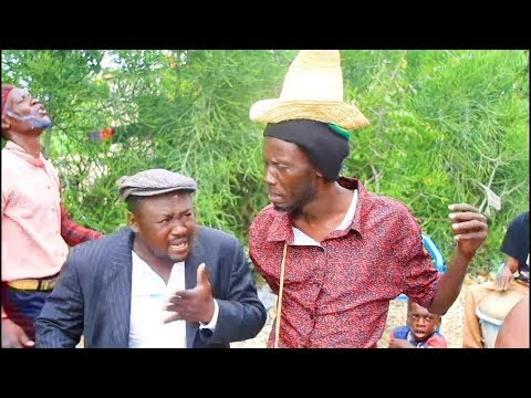 Malpougra & Anpami   Fête Gede   Béw 2kbés  Haitian Comedy
