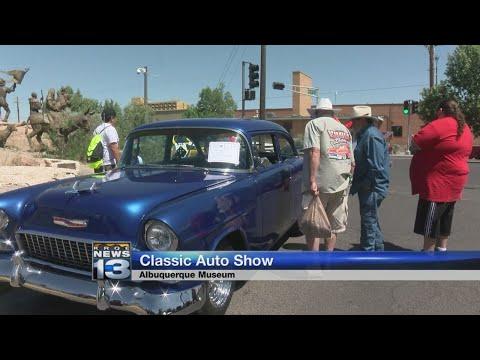 Car enthusiasts participate in 34th annual Classic Auto Show