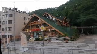 Роза Хутор горнолыжный курорт в Сочи Адлер летом Rosa Khutor Adler Sochi 2020