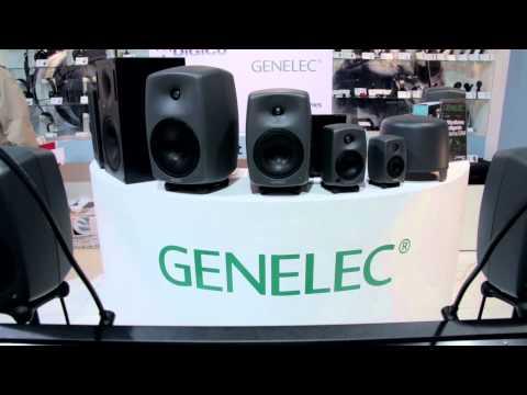 Equaphon en CAPER 2013 presentando GENELEC