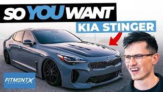 So You Want a Kia Stinger
