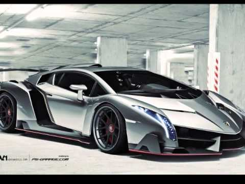 Lamborghini Egoista Vs Veneno Youtube